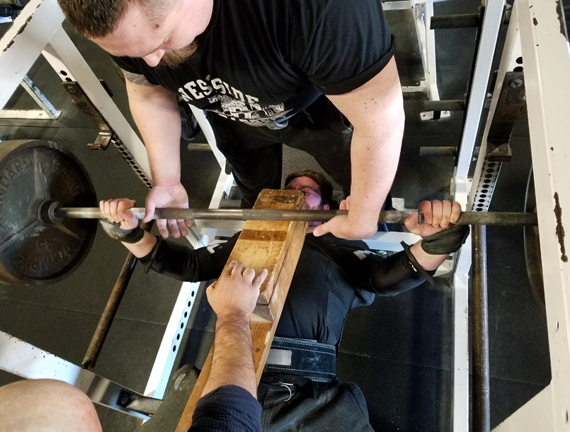 beginner powerlifting programs, bench press, squat, deadlift