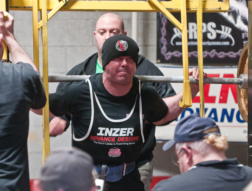powerlifting training programs, squat, bench press, deadlift, powerlifting, C.J. Murphy