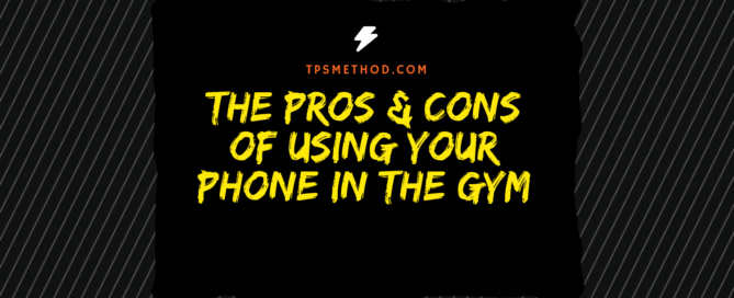 gym, phone, blue light, pro's , con's