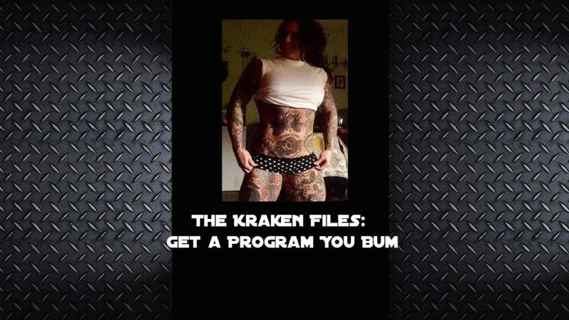 stephanie tomlinson,the kraken,program,gym,You Bum,powerlifter,everyone
