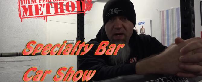 Specialty Bar (Car) Show
