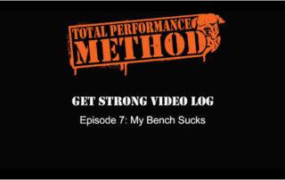 tpsmethod, bench, sucks, bench press, cj murphy, candace puopolo, russ smith, matt buckingham, vlog, powerlifting