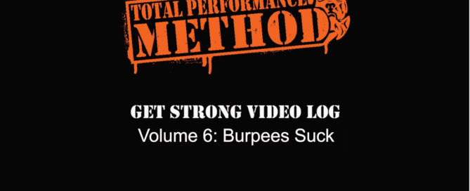 tpsmethod.com, burpees, suck, met con, fitness, tfl