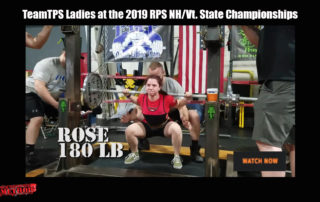 TeamTPS Ladies at the 2019 RPS NH/Vt. State Championships
