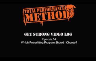 Which Powerlifting Program Should I Choose?