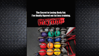 The Secret to Losing Body Fat