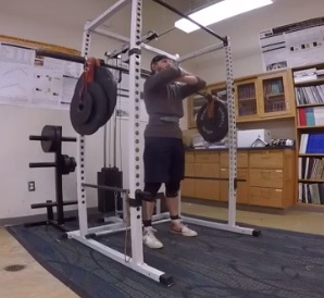 john romanowski, powerlifting; focus, self reliance, angry gigner ;